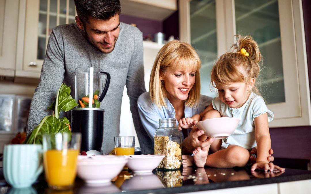 Übergewicht – wie man schon die Kleinsten davor schützen kann