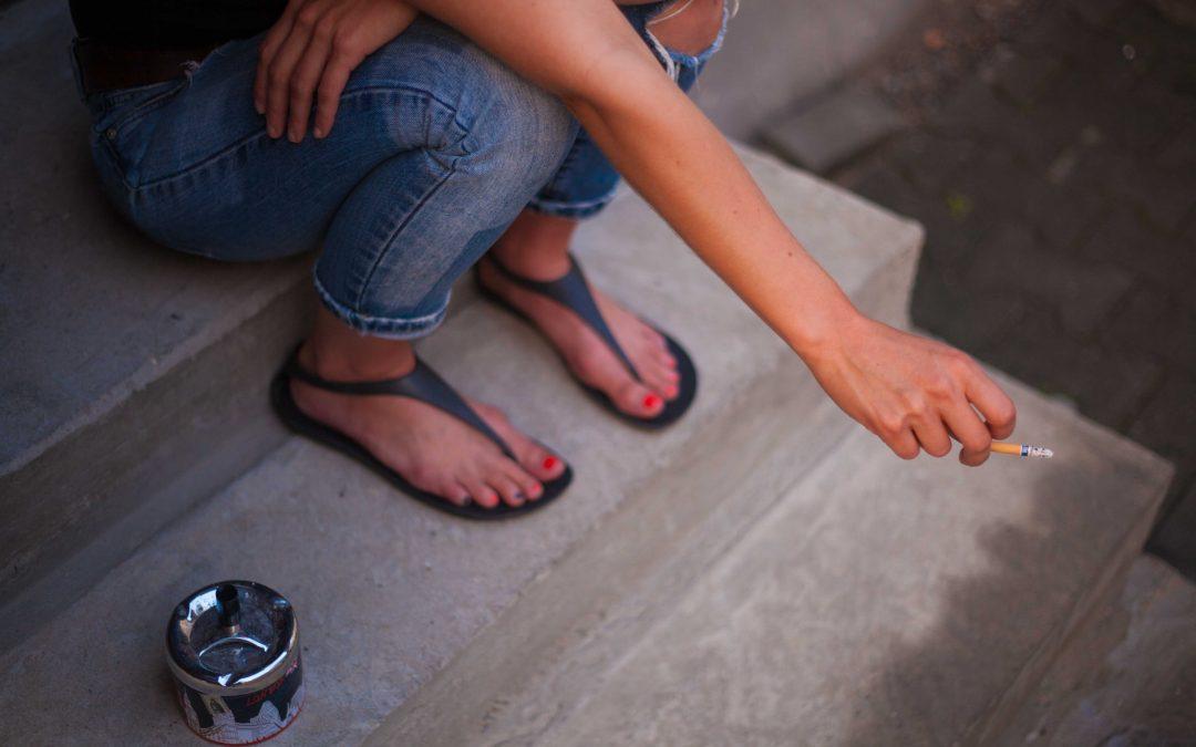 Nikotinsucht: Wenn schon nicht aufhören, dann wenigstens kontrollieren