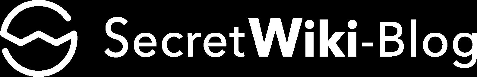 Secret Wiki-Blog