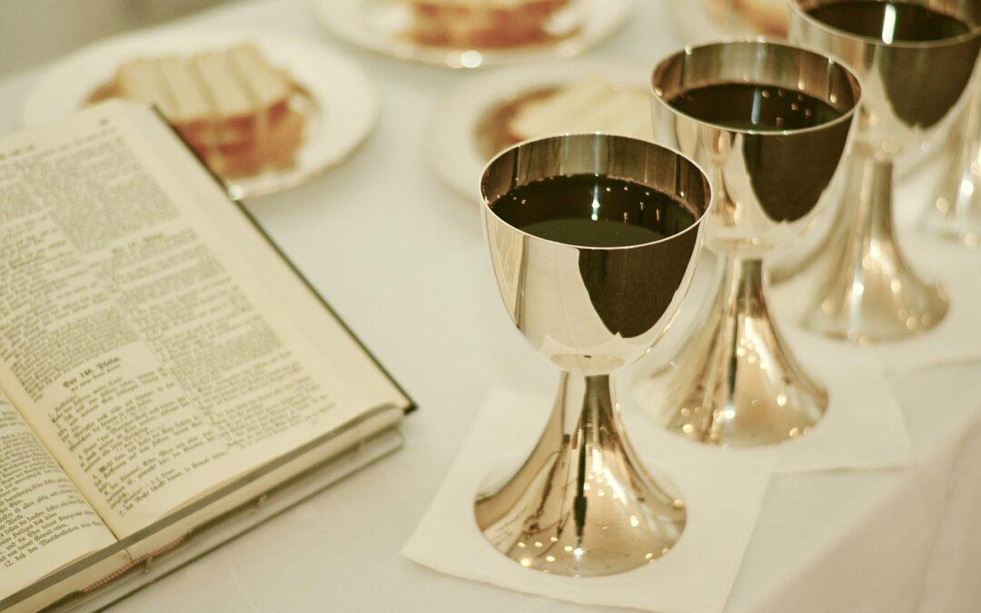 Gemeinsam trinken – spirituell oder nicht