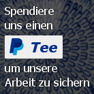 Tee spendieren